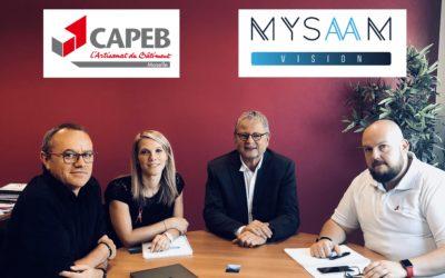 Partenariat avec la CAPEB : un logiciel de gestion et facturation pour les artisans