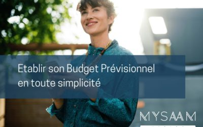 Établir son budget prévisionnel