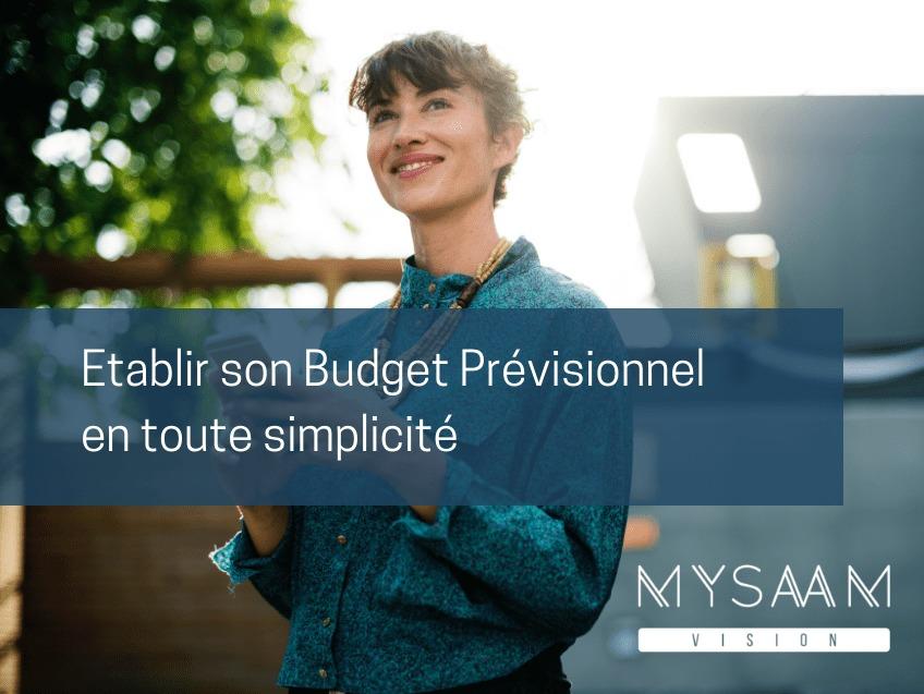 Etablir son budget previsionnel