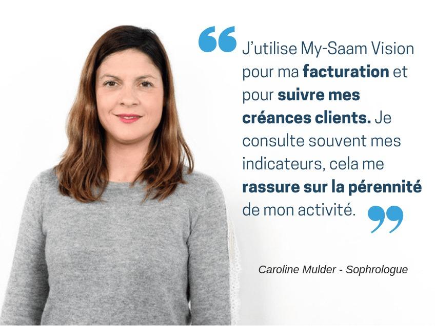 Témoignage client – Sophrologue | Caroline Mulder