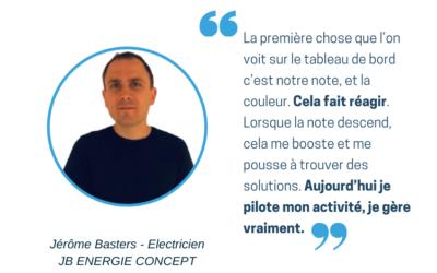 Témoignage client – Electricien | Jérôme Basters